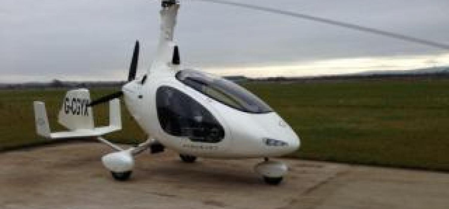 New Autogyro School at Rochester